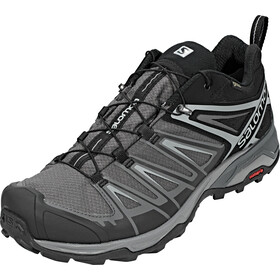 Salomon X Ultra 3 GTX Sko Herrer, black/magnet/quiet shade
